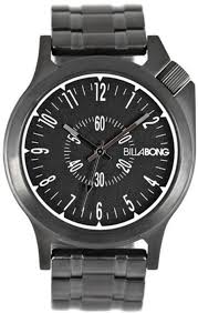 mens watches watches surf sail windsurfing more on billabong the cardinal all black mens watch on special was 189 99