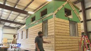 Small Picture An inside look at the US largest tiny house manufacturer