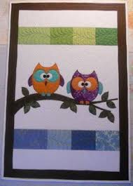 Quilt for John | Kids | Pinterest | Owl quilts, Owl and Blanket & Katie's Quilts and Crafts: owl baby quilt (I love this! Adamdwight.com