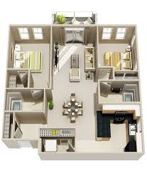 3d tiny home plans beautiful 2 bedroom apartment plans house design with floor plan philippines