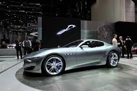 Maserati Lights Up Our Fantasies with Alfieri Coupe Concept [w ...