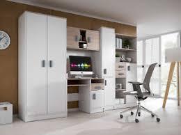 study bedroom furniture. Image Is Loading LuxHome-Bedroom-Furniture-Study-Set-5-Items-Desk- Study Bedroom Furniture