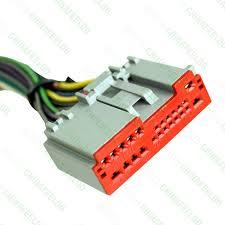 10pcs car radio player wiring harness audio stereo wire adapter 10pcs car radio player wiring harness audio stereo wire adapter for hyundai sonata 06~