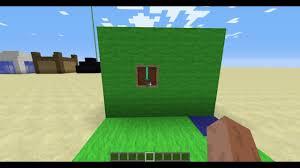 item frame secret door how to minecraft