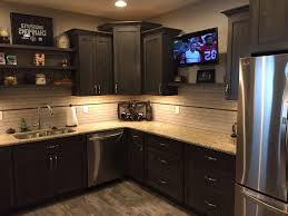 quartz countertops indianapolis transitional basement and basement bar basement finish custom cabinets granite counter tops tile