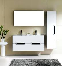 wall mount bathroom cabinet beautiful inch double sink white mounted vanity gloss hung corner wall hung tall bathroom cabinets