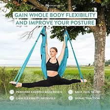 ovyuzhen aerial yoga swing set ultra