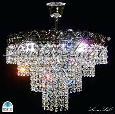endearing crystal lighting chandelier viktoria made with real swarovski for tell if chandeliers u uk red small dining room kitchen table modern