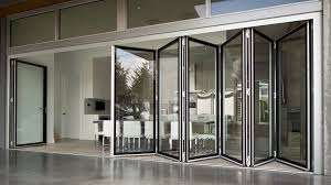 our s nanawall throughout folding glass doors ideas