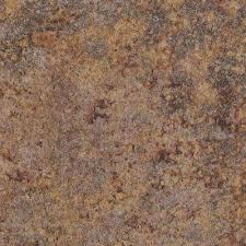 2 in x 3 in laminate countertop sample in deepstar bronze