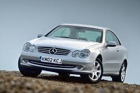 Review: Mercedes C209 CLK Coupe (2002-09)   CLK320, CLK350, CLK500