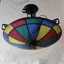 multi color ceiling light toronto antique vintage image no modern colored glass chandeliers lights lamp with speaker fixtures colorful gypsy chandelier