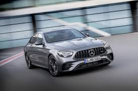 Unlike the previous generation, this generation coupe/convertible share the same platform as the sedan/wagon. The New Mercedes Amg E 53 Sedan Mercedes Benz Of Smithtown