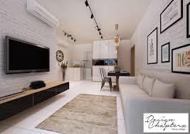 Scandinavian Design Living Room Scandinavian Design For The Tampines Trilliant