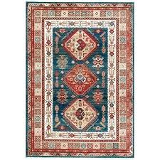 la puente blue red area rug by loon peak ar blue and red area rug jan blue red beige area rug
