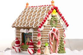 simple gingerbread houses for kids. Delighful Simple Construction Gingerbread For Houses Recipe  King Arthur Flour With Simple For Kids B