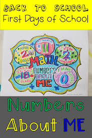 Maths Cover Design Numbers About Me Cover Page 4 Designs Great For Back To