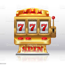 777 Jackpot Slot Machine Golden Casino Spin Isolated Gambling Prize Machine  Vector Realistic Game Spinning Slot Machine Stock Illustration - Download  Image Now - iStock