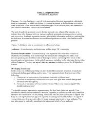 good argument essay example resume formt cover letter examples research argument essay examples argumentative essay sample
