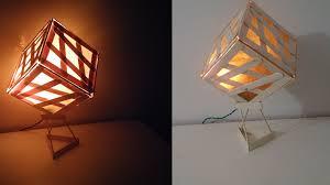 conclusion diy table lamps