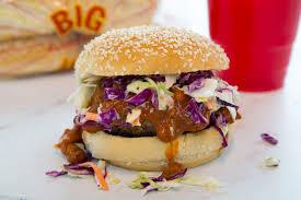 Carolina-Style Burger - Martin's Famous Potato Rolls and Bread