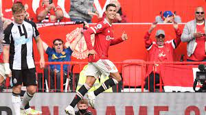 Cristiano Ronaldo scores two goals on his return to Manchester United - CNN