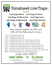 Lost Pet Flyer Maker Trapping Lost Dogs Illinois 80