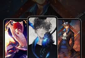 Anime Wallpaper Anime Boys for Android ...
