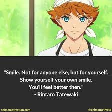Inspirational Anime Quotes Inspiration 48 Inspirational Anime Quotes That Will Get Your Brain Ticking My