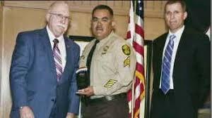 Arizona Correctional Officer Arizona Corrections Sergeant Honored After Prison Melee Arizonas