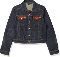 Pendleton Women's Denim/Wool Jean Jacket at Amazon Women's Coats Shop