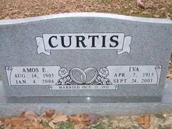 Iva Emmerson Curtis (1913-2003) - Find A Grave Memorial