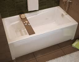 maax freestanding tub maax exhibit 6030 ifs bathtub with a for alcove installation