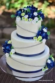simple blue wedding cake. Perfect Wedding Blue And Green Wedding Cake Spring Beautiful For Simple Wedding Cake
