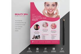Beauty Flyer Spa Flyer Template Free Dwonload Maxpoint