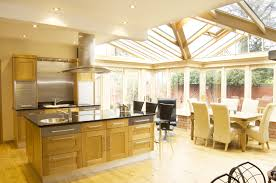Kitchen Conservatory Ideas Pertaining To Kitchen Conservatory An ..