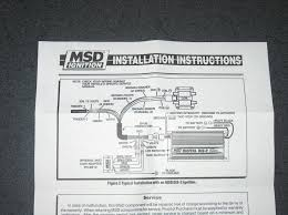 msd dis 2 wiring diagram wiring diagram and schematic design dodge neon 2004 srt4 dis 2 msd ms1 extra ignition hardware manual