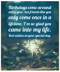 Birthday Quotes For Friend Mesmerizing Happy Birthday Friend 48 Amazing Birthday Wishes For Friends