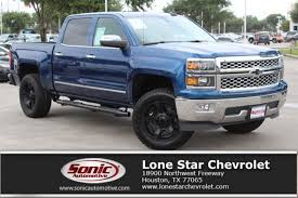 Used 2015 Chevrolet Silverado 1500 For Sale in Houston TX | Stock: TFG533967