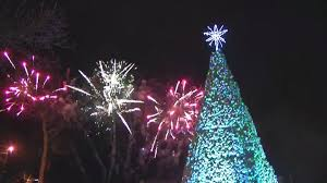 Erie County Festival Of Lights Watch Lighting The Tree To Mark The Official Start To The