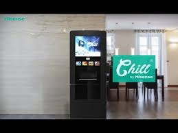 Chill Vending Machine Adorable Chill By Hisense Your Personal Vending Mechine YouTube