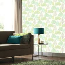 unbelievable green wallpaper living room ideas