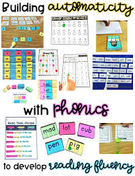 With a system of phonetic writing, like the international phonetic alphabet (ipa), you you can use phonetic writing to record the pronunciation of words you aren't familiar with, like words from foreign languages. Automaticity And Fluency With Phonics Sarah S Teaching Snippets