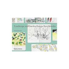 Small Picture Landscape and Garden Design Sketchbooks Hardcover Tim