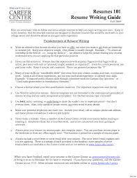 Resume Guidelines Big Cv Page100 Resume Guidelines 201006 Template 1005a 201007 For 78