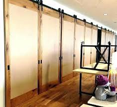metal sliding closet doors removing