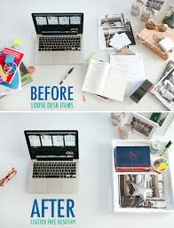organizing office desk. Use A Tray To Organize Your Desk Organizing Office