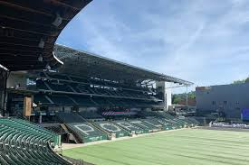 Providence Park Seating Chart Timbers Heres What The Timbers 85 Million Stadium Upgrade Looks