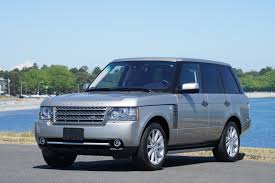 2011 Range Rover Supercharged - Silver Arrow Cars Ltd.
