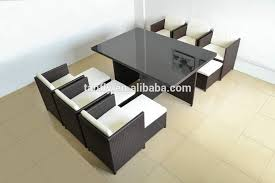 space saving furniture table. free tf hot sale seater spacesaving rattan dining chair table with space saving furniture n